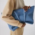 Womens L.12.12 Concept Zip Tote Bag