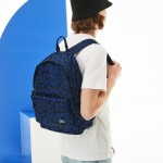 Keith Haring Canvas Backpack