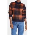 Kanya Check Sweater