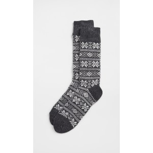 Fairisle Low Gauge High Crew