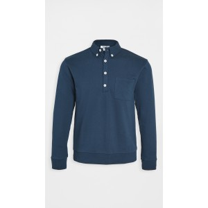 x RTH Long Sleeve Polo Shirt