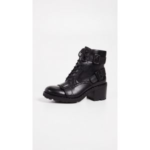 Xeth Buckle Boots