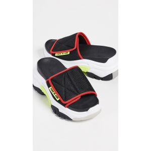 Access Bis Slide Sandals
