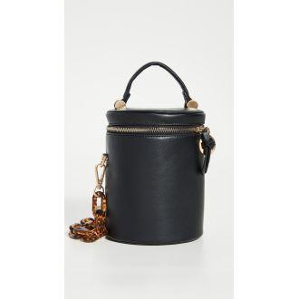 Foxy Drum Bucket Bag