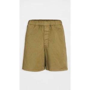 Cove Twill Shorts