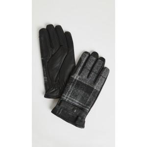 Newbrough Tartan Gloves