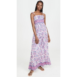 Smocked Maxi Dress