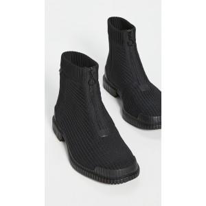 Zip Mid Boots