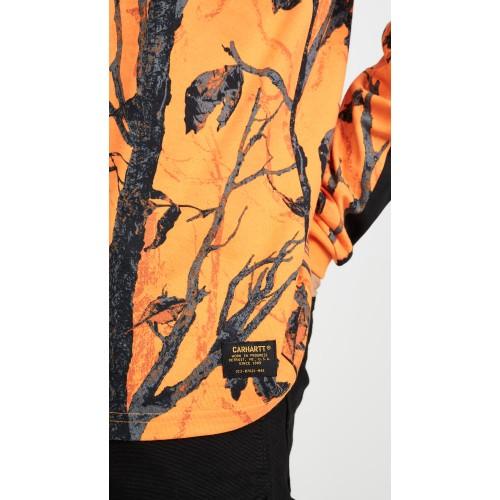칼하트 Klicks Long Sleeve Shirt