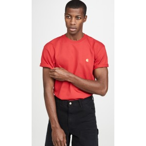 Loose Fit Short Sleeve Chase Tee