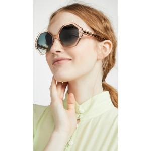 Willow Octagonal Sunglasses