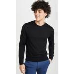 Luxe Merino Links Crew Sweater
