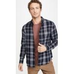 Pop Plaid Long Sleeve Shirt