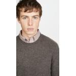 Cashmere Stitch Crew Sweater