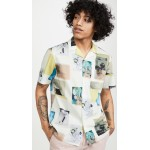 Floral Photograph Shirt