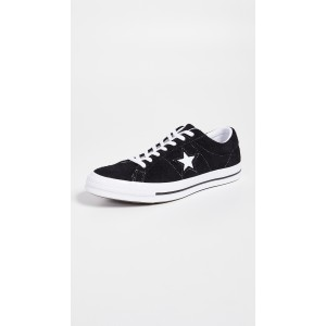 One Star Suede Ox Sneakers