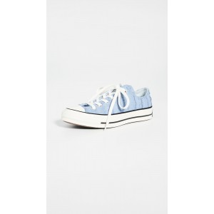Chuck 70 Ox Fray Sneakers