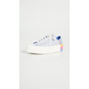 Chuck Taylor All Star Lift Ox Rainbow Sneakers