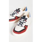 CitySole Colorblock Court Sneakers