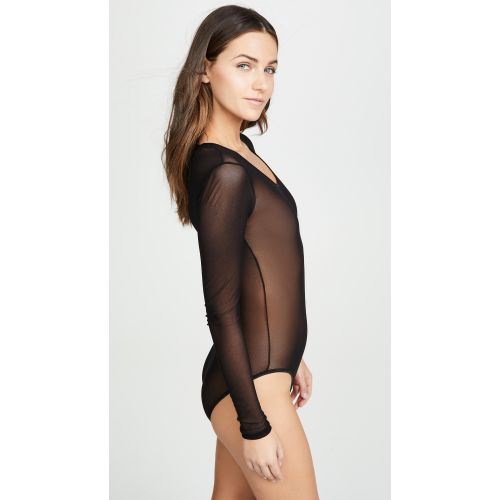 Soire Confidence Long Sleeve Bodysuit