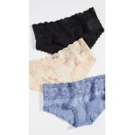 Never Say Never Maternity Hotpant Panty Pack