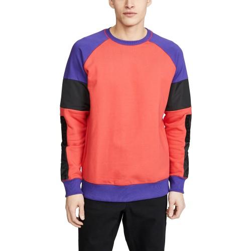 디젤 S-Gim-Block Sweatshirt