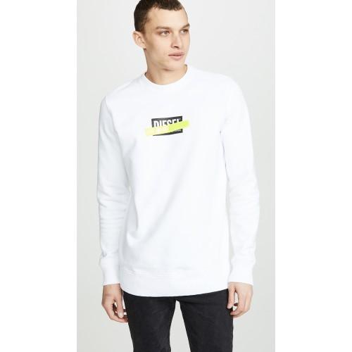 디젤 S-Gir-Die Sweatshirt