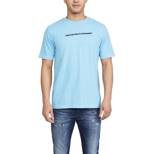 디젤 T-Just-Neon T-Shirt