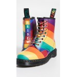 1460 PRIDE 8 Eye Boots