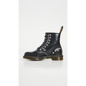 1460 Stud 8 Eye Boots