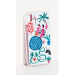 Rooftop Sunning iPhone Case