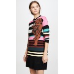 Double Tiger Sweater Dress