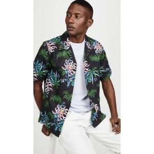 AOP Flower Casual Shirt