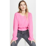 Nora Crop Sweater