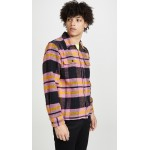 Fitzgerald Heavy Plaid Overshirt
