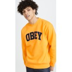 Obey Sports Crew neck Sweatshirt
