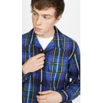 Russel Flannel Plaid Shirt