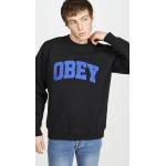 Obey Uni Crew Neck Sweatshirt