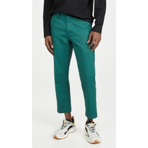 Straggler Flooded Chino Pants