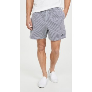 Easy Relaxed Twill Shorts