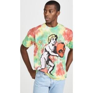 Heavyweight Blotch Tie Dye T-Shirt