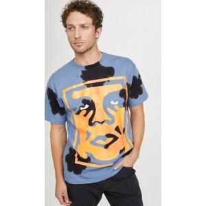 Cow Tie Dye T-Shirt