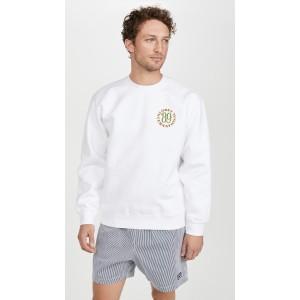 Long Sleeve Obey 89 Crew Neck Sweatshirt