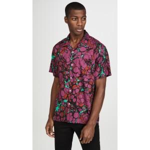 Short Sleeve Botched Shirt