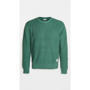 Garment Dye Orangic Cotton Sweater