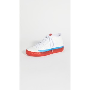 Fabre Classic Mid Top Sneakers