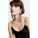 Cascading Beaded Earrings