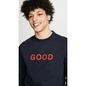 Good Print Sweatshirt