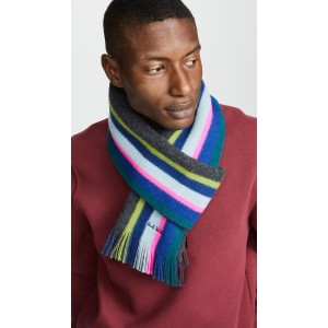 Mike Stripe Scarf
