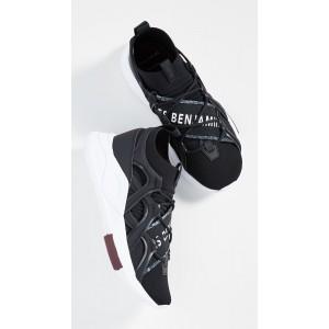 x Les Benjamins Shoku Sneakers